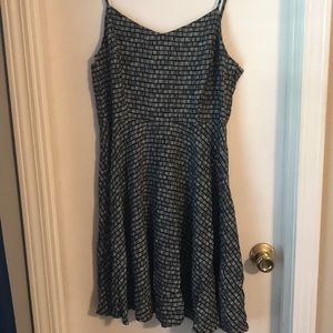 Old Navy Strappy Sun Dress. Size Large